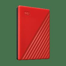 "Western Digital WDBPKJ0040BRD-WESN Внешний HDD 4Tb My Passport 2.5"" USB 3.1 Цвет: Красный"