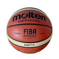 Мяч б/л MOLTEN GG7X, тренировочный, разм 7, фото 1