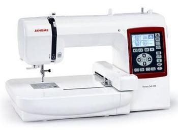 Швейная машина Janome MC230E белый