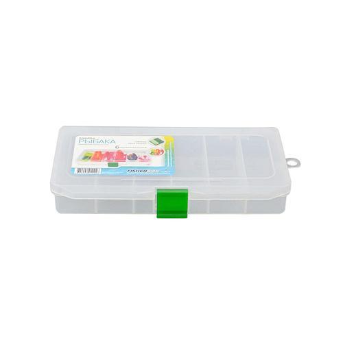 Коробка рыболовная Aquatic FB-216 (216x121x34 мм) FB-216