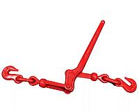 Стяжка цепная TOR S 6-8 мм 997 кг (2200 lbs, талреп с рычагом)