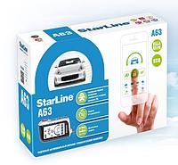 Автомобильная сигнализация Starline A63 2 Can 2 lin eco