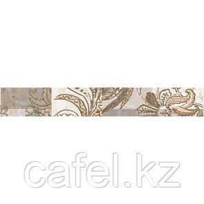 Кафель | Плитка настенная 25х50 Медина | Medina бордюр