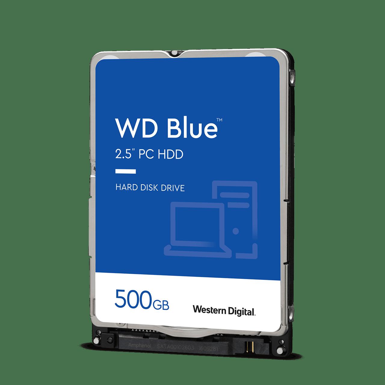 Western Digital WD5000LPCX Жесткий диск для ноутбука  Blue 500 Гб