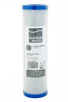 """Угольный картридж (блочный) Platinum Wasser PLAT-PBLOCK 10"""" (Германия)"""