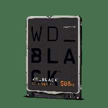"""Western Digital WD5000LPSX Жесткий диск для ноутбука 500Gb WD Black SATA6 Gb/s 64Mb 2,5""""  7200rpm 7,5 мм"""