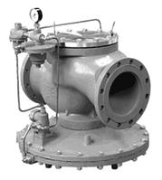 Регулятор давления газа РДБК 200 Н(В)