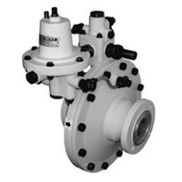 Регулятор давления газа РДП 100 Н(В)