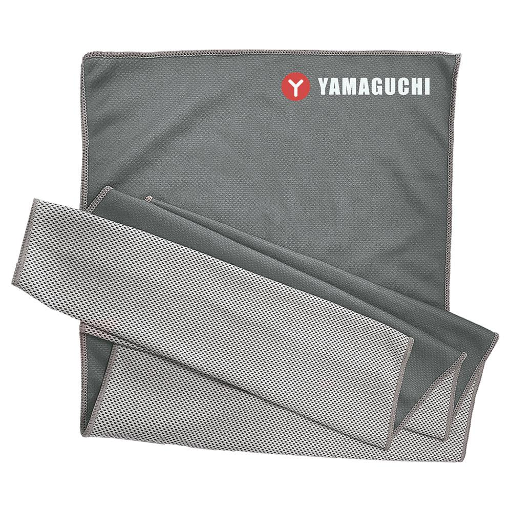 Охлаждающее полотенце Cool Fit (Цвет:Серый)