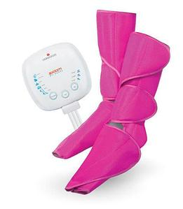 Массажер для ног Axiom Air Boots (Цвет:Розовый)