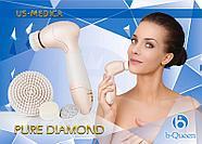 Прибор для ухода за кожей US Medica Pure Diamond, фото 5