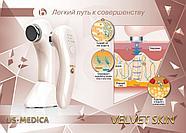 Ультразвуковой массажер для тела Velvet Skin, фото 3