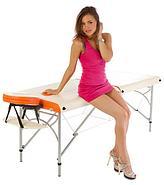 Складной массажный стол Super Light, фото 4