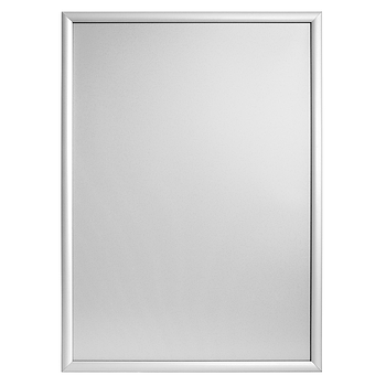 Алюминевая рамка с click А0