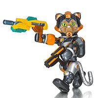 Игрушка Roblox - фигурка героя Cats...IN SPACE: Sergeant Tabbs (Core) с аксессуарами