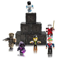 Игрушка Roblox - фигурка героя серии Obsidian, в асст.