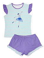 "30053 LIZA VOLKOVA 30053 Комплект: футболка, шорты ""Танец"""