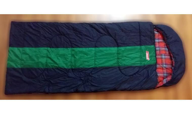 Спальный мешок coleman до -10 градусов