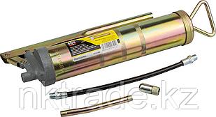 Шприц STAYER автомобильный металлический 400гр, 4315-400