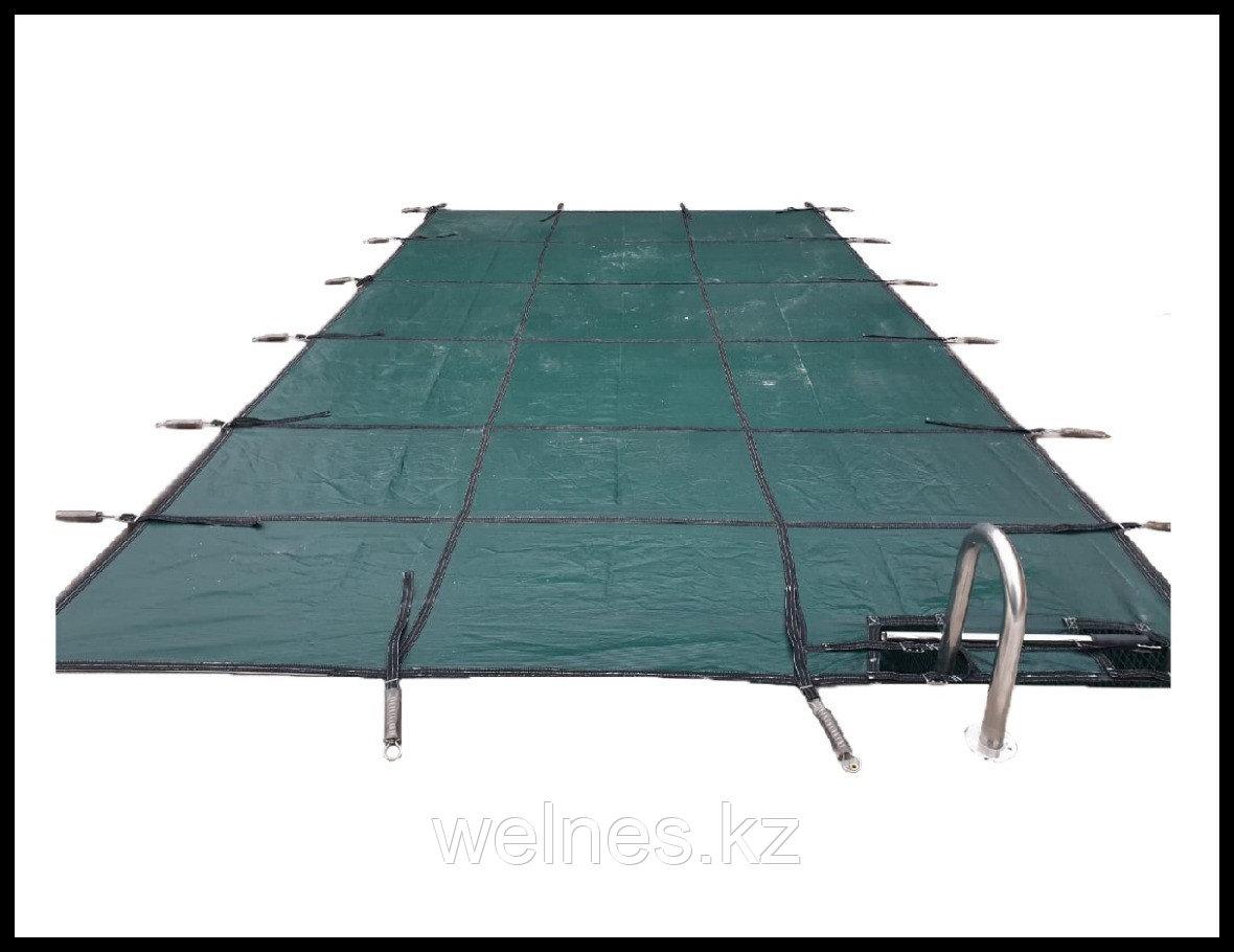 Тентовое защитное покрытие для бассейна Cover Lock
