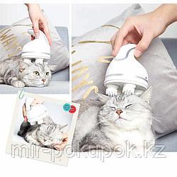 Массажер для домашних животных, кошек и собак, с зарядкой от USB