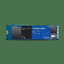 Western Digital WDS100T2B0C Твердотельный накопитель 1000GB SSD WD Blue™ SN550 1ТБ M2.2280 NVMe PCIe