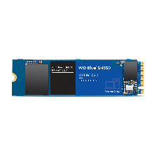 Western Digital WDS250G2B0C Твердотельный накопитель 250GB SSD WD Blue™ SN550 250GB M2.2280 PCIe