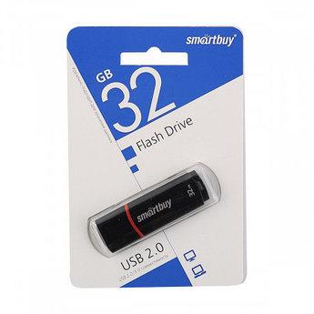 USB накопитель Smartbuy 32GB Crown Black