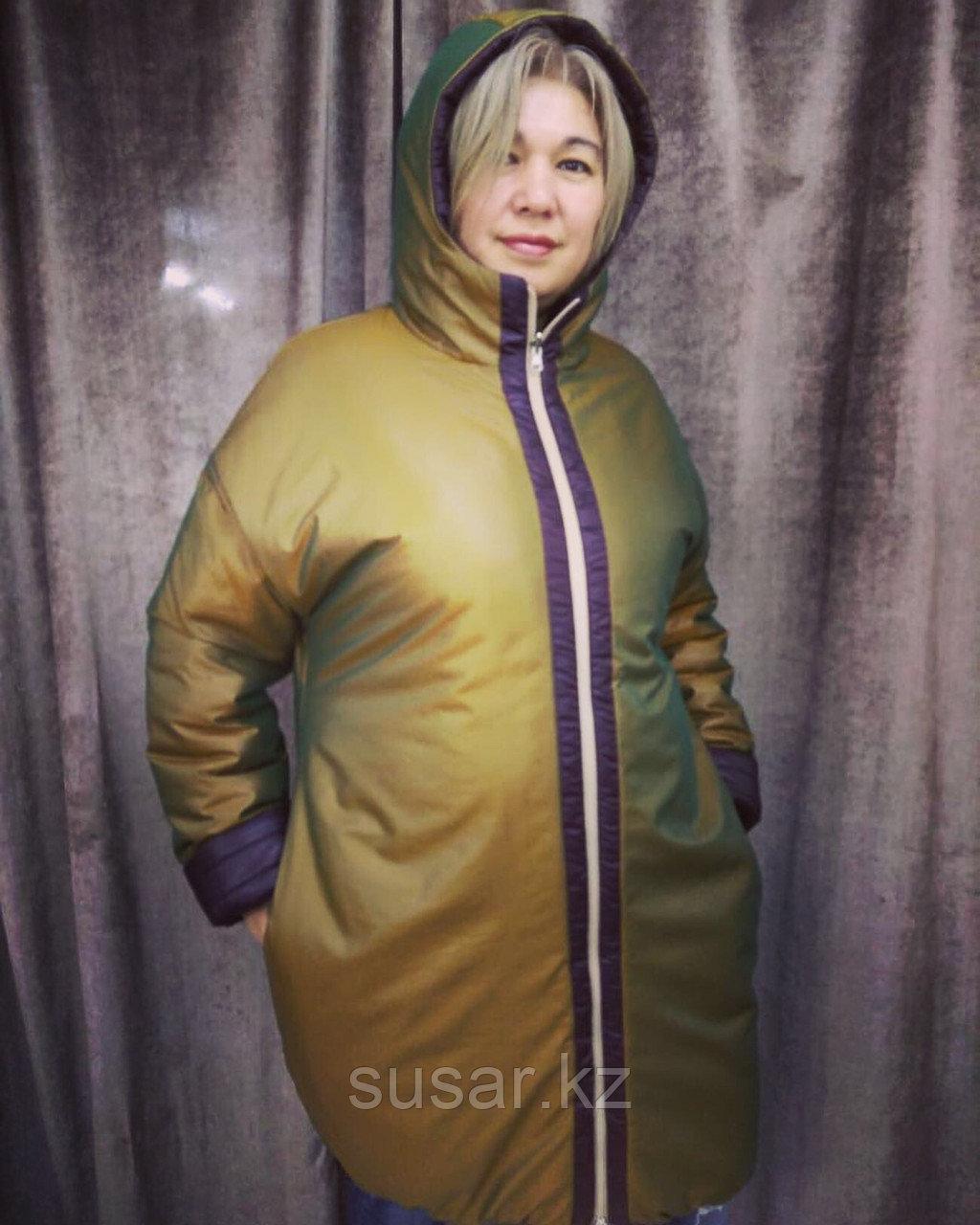 КУРТКА женская фасон груша