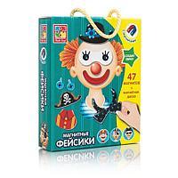 "Магнитная игра ""Фейсики"" VT3702-09"