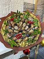 Букет из сухофруктов в бельгийском шоколаде