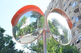 Установка, выезд, производство, реализация Сферических Зеркал