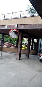 Реализация и установка зеркал в местах парковки автомобилей