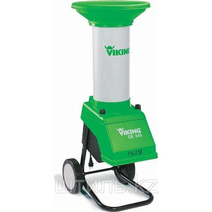 Измельчитель веток Viking GE 345 (2,2 кВт   30 мм) электрический садовый
