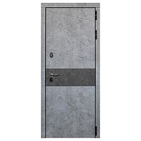 Дверь металлическая Дакар Термо Черный муар 960 правая