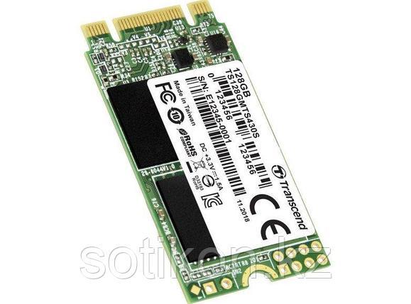 Жесткий диск SSD 128GB Transcend TS128GMTS430S M2, фото 2