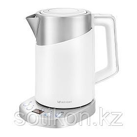 Электрический чайник Kitfort KT-660-1 белый
