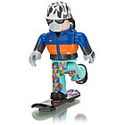 Игрушка Roblox - фигурка героя Shred: Snowboard Boy (Core) с аксессуарами