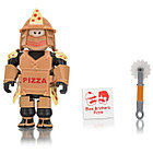 Игрушка Roblox - фигурка героя Loyal Pizza Warrior (Core) с аксессуарами