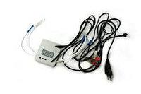 Терморегулятор цифровой автомат 220В/12В с гигрометром полный автомат (арт.67г)