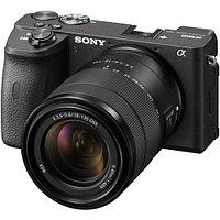 Фотоаппарат Sony Alpha A6600 kit 18-135mm f/3.5-5.6 OSS гарантия 2 года, фото 1
