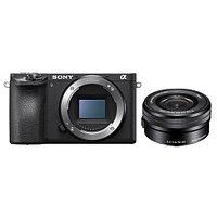 Фотоаппарат Sony Alpha A6600 kit 16-50mm f/3.5-5.6 OSS гарантия 2 года, фото 1