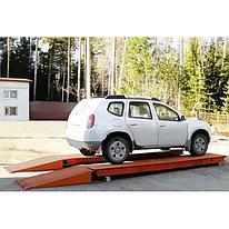 Весы автомобильные МВСК-10-А МГ (4,5х0,75х2шт)