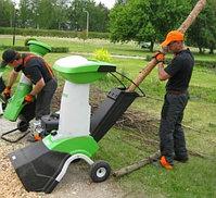 Измельчитель веток Viking GB460.1+АТО400 (3,3 кВт   60 мм) бензиновый садовый, фото 2