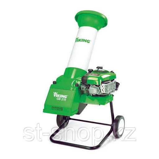Измельчитель веток Viking GB370.2S+SET300 (3,3 кВт | 45 мм) бензиновый садовый