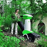 Измельчитель веток Viking GE420.1+АТО400 (3 кВт | 380В | 50 мм) электрический садовый, фото 2