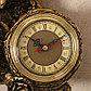 """Часы настольные """"Орел"""", цвет золото,  h=31 см, фото 5"""