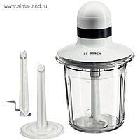Измельчитель Bosch MMR 15 A 1, 550 Вт, 1.2 л, белый