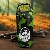 Водонепроницаемая сумка 'Stay wild', 10 л