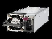 HPE 865408-B21 Блок питания 500W Flex Slot Platinum Hot Plug Low Halogen Power Supply Kit, Gen10